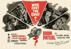 The Art of Francesco Francavilla ::: CHILLS, THRILLS, FEAR... DOOM ...