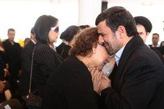 Süleyman Ateş: Ahmedinejad'ın Chavez'in annesine sarılması haram!