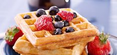 As it turns out, waffles are such a popular world-wide phenomenon, that they merit two days in the calendar to celebrate them.Waffle Day began in Sweden as Våffeldagen, actually due to confusion be…