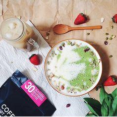 Follow us on Instagram @coffeenotcoffee www.coffeenotcoffee.com.au Raspberry Ketone Coffee and smoothie bowl