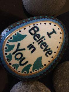 Image result for painted disney rocks