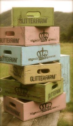 Crates!
