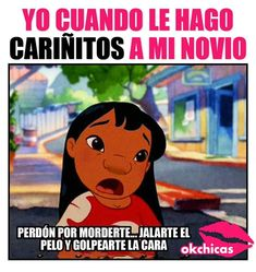 Son mordiditas de amor! -  - #amor #mordiditas #son Memes Humor, Cat Memes, Jokes, Funny Animal Memes, Funny Animals, Herbst Tattoo, Funny Spanish Memes, Christmas Ad, Funny Times
