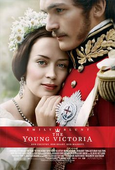 The Young Victoria - love it!