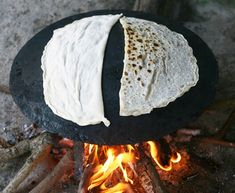 Azerbaijani cuisine: Qutab   itinari