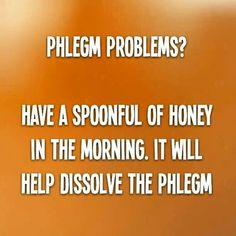 #fighting #flu #health #tips #advice #honey #home #remedies #phlegm #muslim #homemaker
