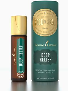 Young Living Essential Oils: Deep Relief Roll-on