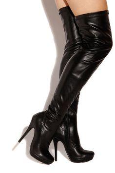 Obsession - Black - Lola Shoetique