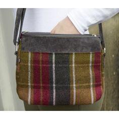 Tweed Ellie Bag