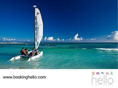 EL MEJOR ALL INCLUSIVE AL CARIBE. Si viajas con tus amigos al Caribe, tendrán la oportunidad de disfrutar de diferentes actividades bajo el cálido clima de sus playas. Desde un sencillo y divertido juego de voleibol, hasta practicar buceo, snorkeling, kite o windsurfing, entre muchas otras. En Booking Hello te invitamos a elegir nuestros packs all inclusive a México o República Dominicana, a un precio que te sorprenderá. #HelloExperience