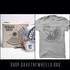 Spinner Mesh t-shirt