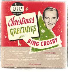 Bing Crosby - Christmas Greetings