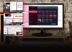 Monitor LED LG 20M38A-B.AEU HD+ 19.5 Inch 5 ms Monitor, Ms, 18th