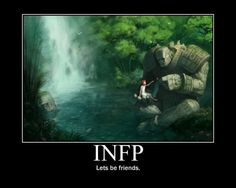 INFP - let's be friends