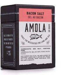Amola Bacon Salt // BYOB Cocktail Emporium Toronto