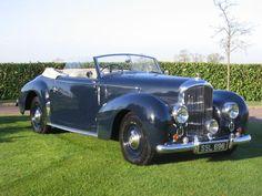 1947 Bentley MkVI Graber,