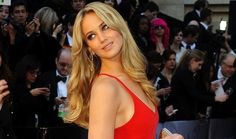 Jennifer Lawrence, charming and talented! But what's her car insurance look like? Honey Boo Boo didn't help!
