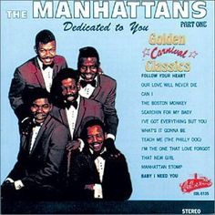 the manhattans singles discography