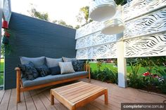 Garden screens can be both useful and stylish multipurpose items, whether used for privacy, a decorative wall feature or to conceal unsightly objects