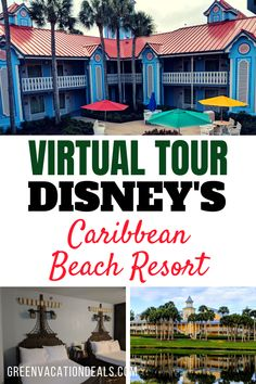 Best Disney Resort, Disney Resort Hotels, Walt Disney World Vacations, Disney Resort Orlando, Disney Parks, Caribbean Beach Resort, Beach Resorts, Aruba Jamaica, Barbados