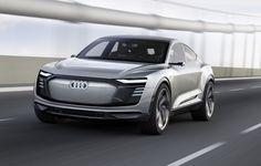 Audi E-Tron Sportback Concept – Der zweite Streich