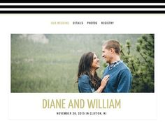 Wedding Websites and Guest List Manager