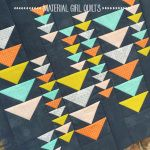 Heading South Mini quilt {and a new pattern!!}