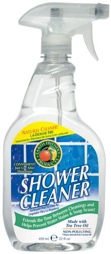 Earth Friendly Products Shower Cleaner Spray, 22 Oz