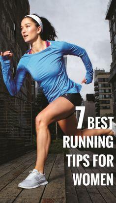 7 Best Running Tips For Women.
