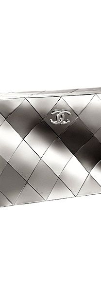 Chanel in silver ~ would b nice...