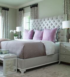 46 Cozy Bedroom Decorating Ideas For Romantic Couple ~ Ideas for House Renovations Glam Bedroom, Cozy Bedroom, Bedroom Sets, Modern Bedroom, Bedroom Romantic, Stylish Bedroom, Bedroom Storage, Bedroom Decoration Images, Diy Bedroom Decor