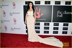 Kylie Jenner Attends Diamond Ball After Futuristic Photo Shoot: Photo #3527830. Kylie Jenner makes her red carpet appearance at the 2015 Diamond Ball on Thursday night (December 10) at Barker Hanger in Santa Monica, Calif.    The 18-year-old…