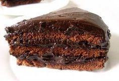 Amerikai csokitorta | NOSALTY – receptek képekkel Hungarian Recipes, Cake Cookies, Oreo, Tart, Cake Recipes, Food And Drink, Sweets, Snacks, Chocolate