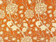 William Morris 'tulip' 1875 by Design Decoration Craft, via Flickr