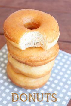 El rincón de los postres: Donuts