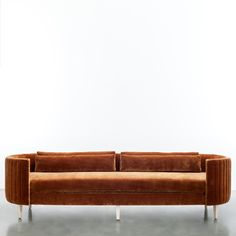 Clarisse Sofa | Shine by S.H.O.  Contact Avondale Design Studio for more information on any of the products we feature on Pinterest.