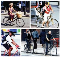 7 Design Guidelines for Cycling Infrastructure and Encouraging Cyclists