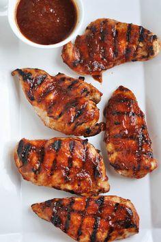 grilled cola chicken