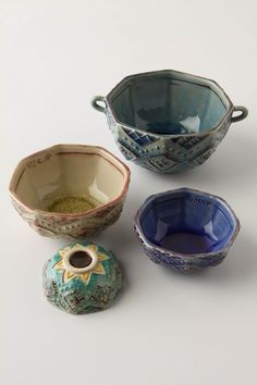Anthropologie measuring cups. I visit them every time I go in to that store. Sigh.