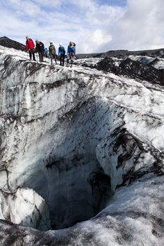 Glacier Hiking Tour on Sólheimajökull | Guide to Iceland