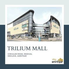 Located in the heart of the holy city of Amritsar, Trilium mall is one of the largest and the most premium malls of Punjab. The mall incorporates a food court, a multiplex, a hypermarket, departmental stores, a family entertainment centre, banquet facility, fine dining restaurants and much more.  #placestovisitamritsar #Unexploredamritsar #TriliumMall #TriliumMallamritsar #MallsOfAmritsar #holycityamritsar Golden Temple Amritsar, Banquet Facilities, Virtual Travel, Food Court, Heaven On Earth, Fine Dining, Holi, Travel Guide, Fun Facts
