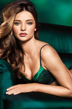 584b47a84a7 Get the Beauty Look  Miranda Kerr for Victoria s Secret Campaign