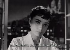 sabrina audrey hepburn | Tumblr Sabrina Audrey Hepburn, Aubrey Hepburn, Vintage Women Quotes, Boss Lady, Girl Boss, Sabrina 1954, Mary Pickford, Faye Dunaway, Beautiful Lips