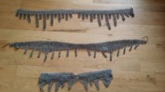 Check out this item in my Etsy shop https://www.etsy.com/listing/207625408/chain-mail-fantasytribal-bellydance