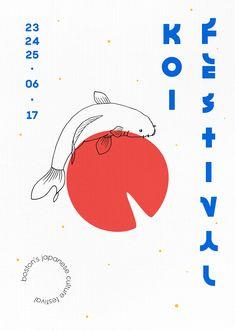 japanese culture festival – poster