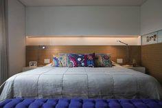 Truques de iluminação em quatro quartos | CASA.COM.BR