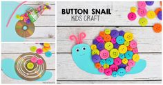 This post is part of the Kids Craft Stars monthly challenge, so be sure to check out some of the other creative buttoncrafts at the end of this post! Or tag us onInstagramwith the#kidscraftstarshashtag to share some of your favorite buttoncrafts. For our button challenge we reused an old cd and some buttons to create …