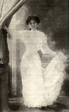 Tumblr Evelyn Nesbit, 1903