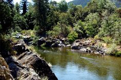 Applegate River, Jackson County, Oregon
