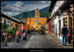 I've been to Antigua Guatemala two times. It's a lovely little city with beautiful people, culture and climate as well as an abundance of Spanish language schools!